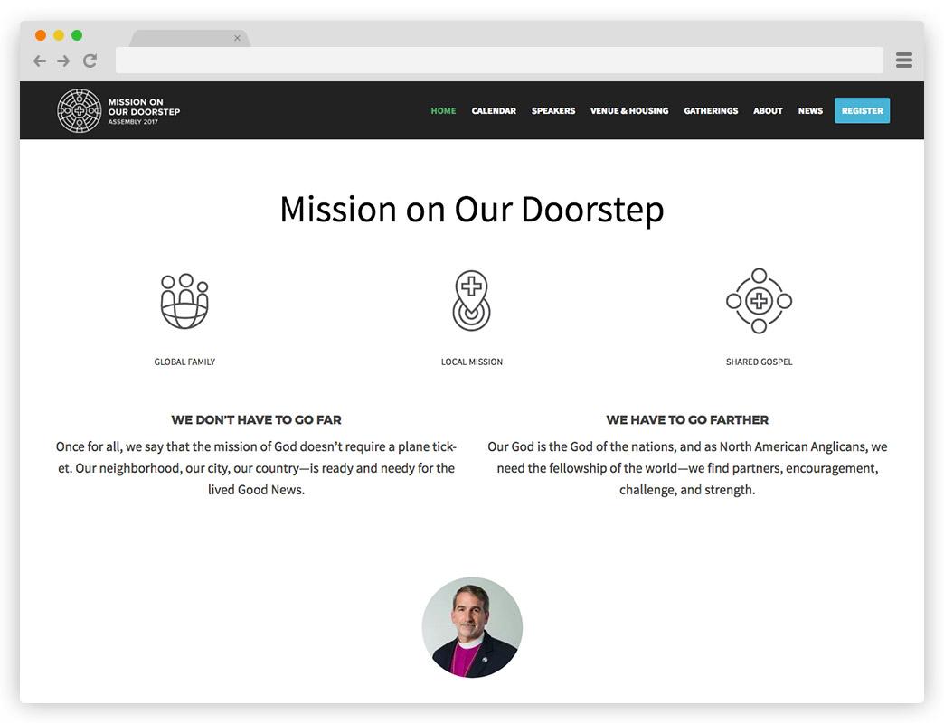 ACNA Assembly17 Website